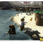 Jogo Lego: Pirates of the Caribbean divulga imagens