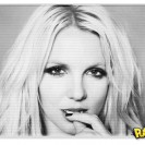 Britney Spears em fotos para a revista Out