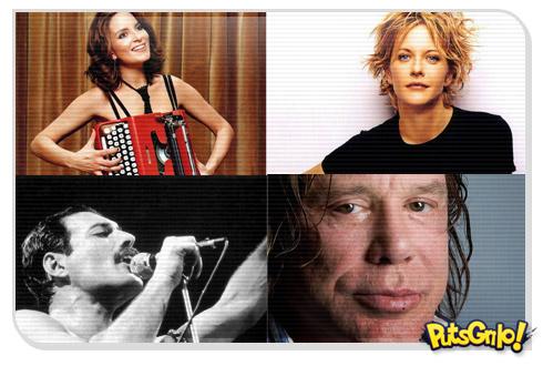 30 Celebridades e seus nomes artísticos