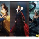 Celebridades do cinema encarnam personagens Disney