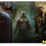 Personagens de video games em ilustrações incríveis
