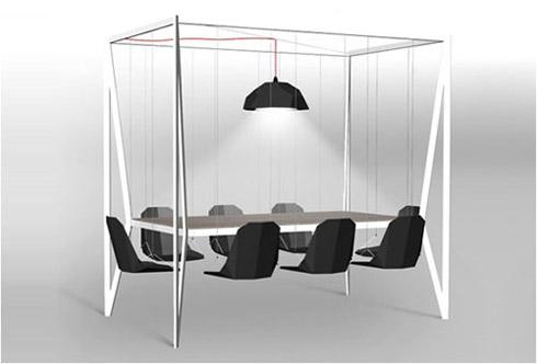 moveis futuro 4 Mesas, cadeiras e outros móveis criativos