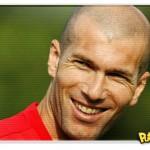 Zidane em incrível sequência de dribles