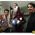 O melhor cosplay do Homem de Ferro