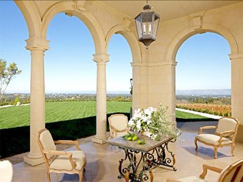 Fotos da mansão de 100 milhões de dólares nos EUA