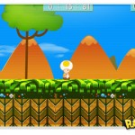 Jogo online: Mario Bros in Sonic World