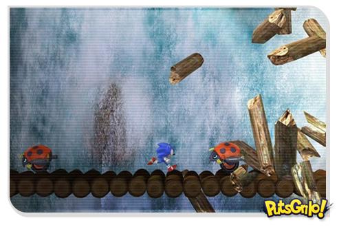 Sonic Generations: Trailer e imagens inéditas