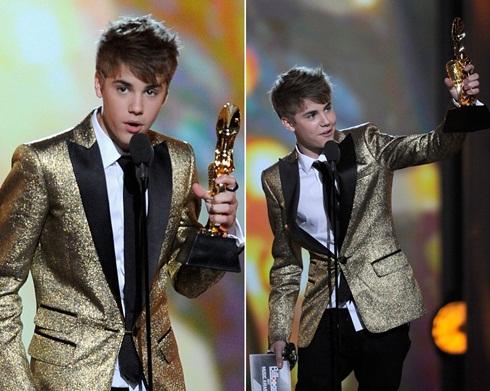 Justin Bieber Billboard Music Awards 2011