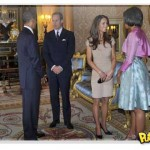 Obama e Michelle com William e Kate
