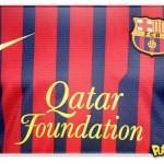 Barcelona apresenta novo uniforme com patrocinador