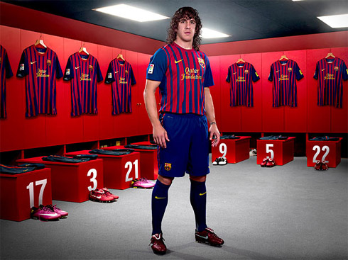e4fac78a47 Barcelona apresenta novo uniforme com patrocinador