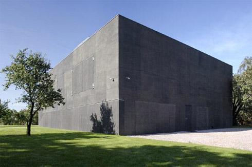 A Casa-bunker à prova de zumbis