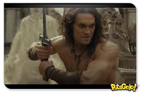 Filme Conan O Bárbaro: Trailer legendado