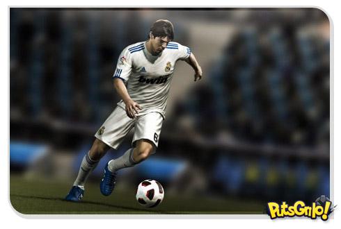 Jogo Fifa 12  Imagens divulgadas 5de932dd56cb2