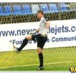 Futebol na Austrália: Videocassetadas