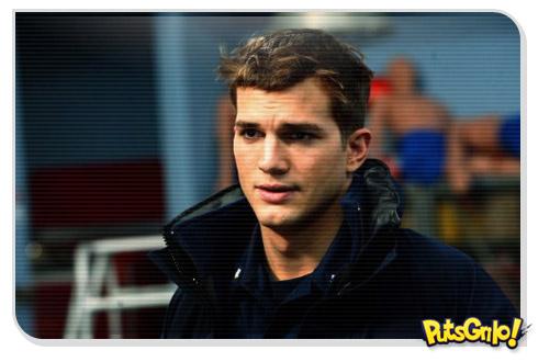 Ashton Kutcher no lugar de Charlie Sheen em Two and a Half Men