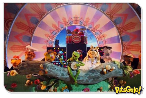 Filme Os Muppets: Trailer divulgado