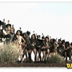 novo clipe de Beyonce Run the world (girls)
