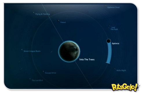 Planetary: Aplicativo para iPad transforma músicas em galáxia