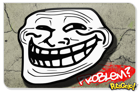 trollface 1 MSN: Emoticons de memes da internet para download