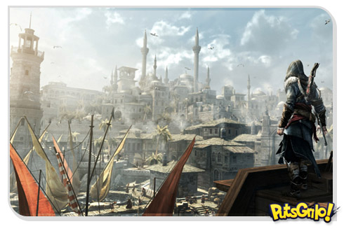 assassins 1 Jogo Assassins Creed: Revelations [Trailer]