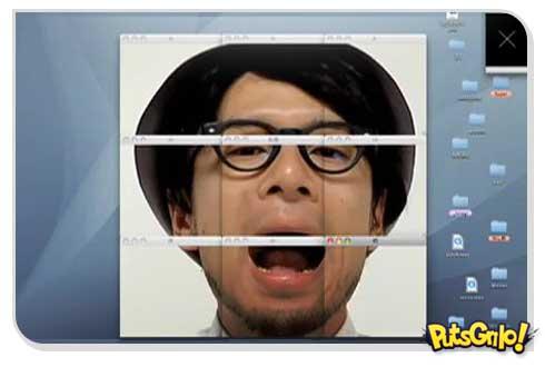 banda japonesa sour clip mirror