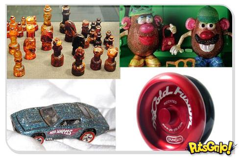 Os Brinquedos mais caros do mundo