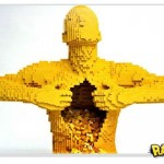 esculturas lego Nathan Sawaya