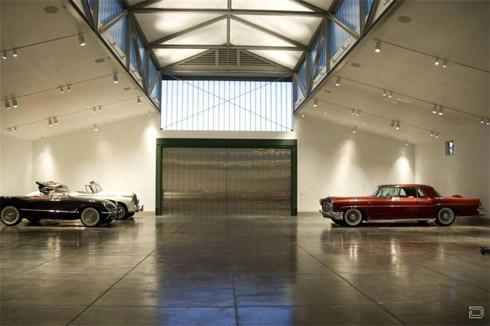 Garagens incríveis pelo mundo