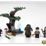 Harry Potter e as Relíquias da Morte versão Lego