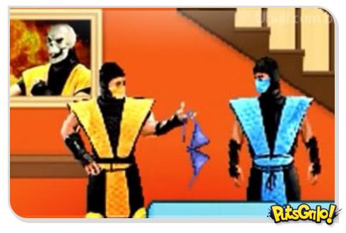 Mortal Kombat versão seriado de TV