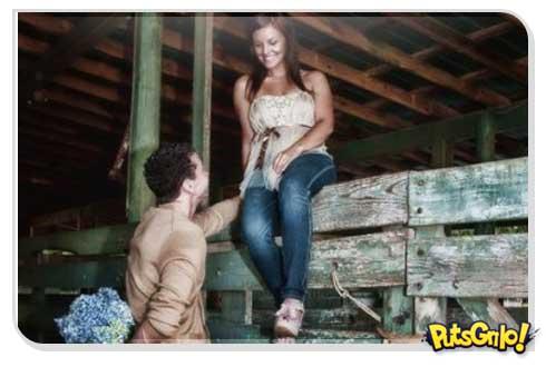 o melhor pedido de casamento do mundo