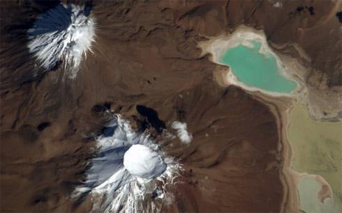 Nat Geo estreia A Terra Vista do Espaço
