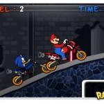 Jogo Online: Mario vs Sonic Racing