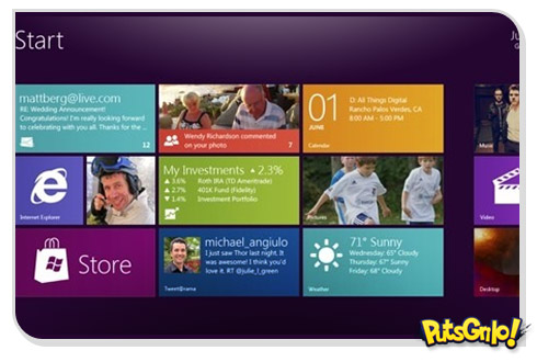 Windows 8: Microsoft revela detalhes