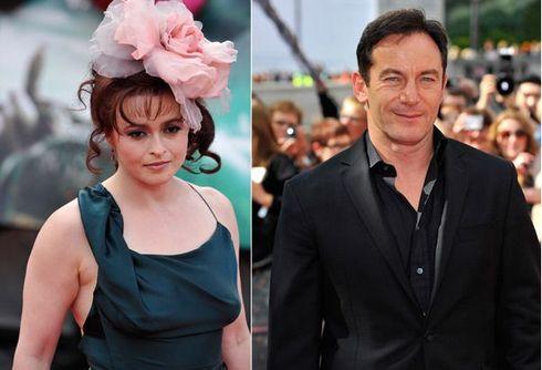 Helena Boham Carter e Jason Isaacs, Belatrix Lestranger e Lucio Malfoy