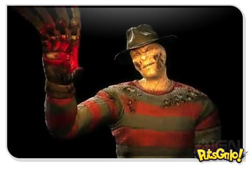Freddy Krueger está em Mortal Kombat como novo personagem