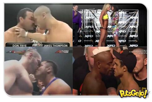 MMA: As melhores encaradas antes das lutas