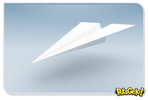 Aviões de papel: Como fazer 12 tipos diferentes