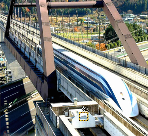 trem bala 11 Trem Bala: Os mais velozes do mundo