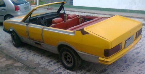 Carros Tunados com restrições orçamentárias
