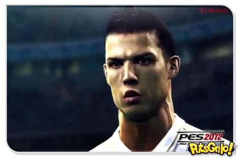 Christiano Ronaldo Pes 2012 10