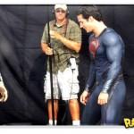 Filme Man of Steel [novo Super Homem]: fotos da roupa do herói