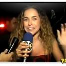 Daniela Mercury e a confusão com equipe de TV