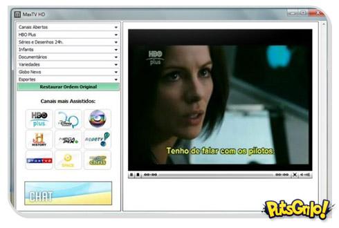 Assista TV grátis no computador com o Max TV HD