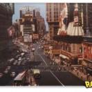 Fotos antigas da Times Square [Nova York]