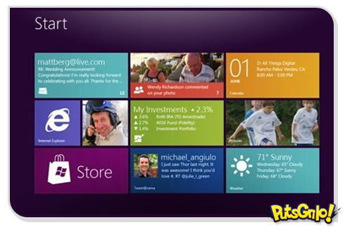 windows eight 1 Windows 8: Download grátis