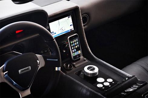 DeLorean: Carro voltará como elétrico em 2013
