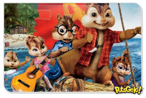 alvin e os esquilos 3 dublado rmvb gratis