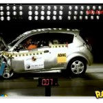 Carros: Ford Ka e Nissan March decepcionam em crash test